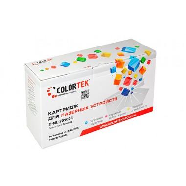Картридж C- ML-2010D3 совместимый Colortek