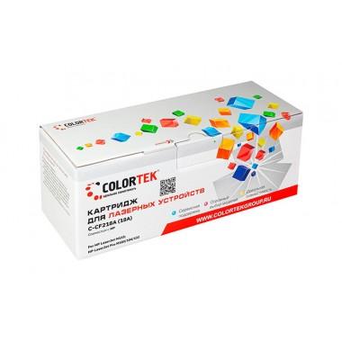 Картридж C- CF218A (18A) совместимый Colortek