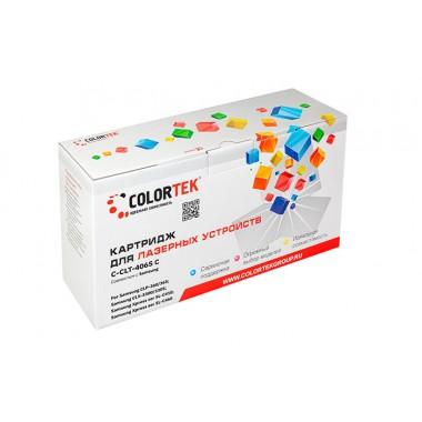 Картридж C- CLT-C406S совместимый Colortek