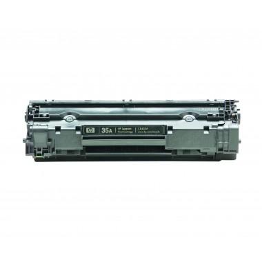 Заправка картриджа Hewlett-Packard CB435A (35A) для моделей LaserJet P1005/1006 (ресурс 1500 страниц)