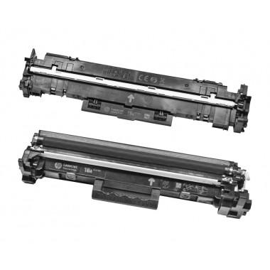 Заправка картриджа Hewlett-Packard CF218A (18A) для моделей Laser Jet Pro M104/132 (ресурс 1400 страниц)