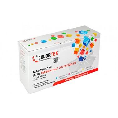 Картридж C- CLT-K406S совместимый Colortek