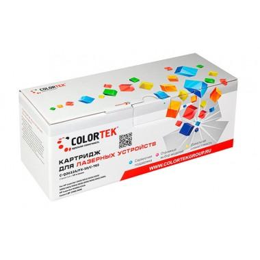 Картридж C- Q2612A (12A) совместимый Colortek