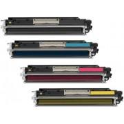 Заправка картриджа c чипом Canon Cartridge -729Bk для моделей LBP 7010/7018 (ресурс 1200)
