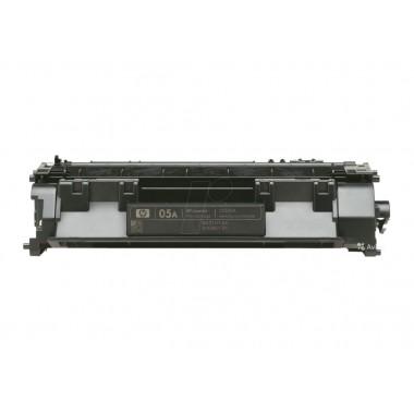 Заправка картриджа Hewlett-Packard CE505A (05A) для моделей Laser Jet P2035/2055 (ресурс 2300 страниц)