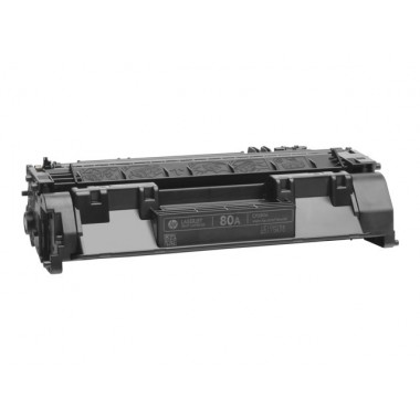 Заправка картриджа Hewlett-Packard CF280A (80A) для моделей Laser Jet Pro 400 M401, MFP M425 (ресурс 2700 страниц)