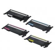 Заправка картриджа с чипом Samsung MLT-K/C/M/Y407S для моделей CLP 320/325, CLX 3185 (ресурс 1500/1000 страниц)