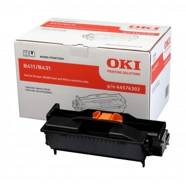 Восстановление блока барабана Oki 44574302 для моделей Oki  B411/431, MB467/471/491