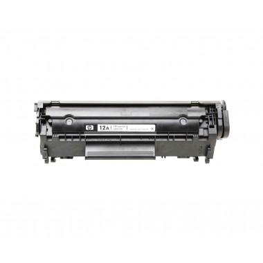 Заправка картриджа Hewlett-Packard Q2612A (12A) для моделей Laser Jet 1010/1012/1015/1020/1022, M1005/1319/3015/3020/3030/3050 (ресурс 2000 страниц)