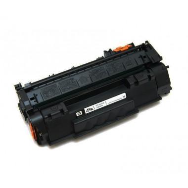 Заправка картриджа Hewlett-Packard Q5949A (49A) для моделей Laser Jet 1160/1320, 3390/3392 (ресурс 2500 страниц)