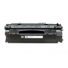 Заправка картриджа Hewlett-Packard Q7553X (53X) для моделей Laser Jet P2015, M2727 (ресурс 7000 страниц)