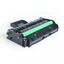 Заправка картриджа с чипом Ricoh SP 150 LE/HE для моделей SP 150SUw (ресурс 700/1500 страниц)