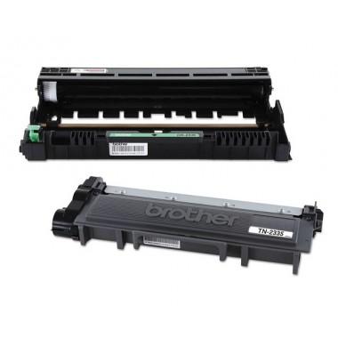 Заправка картриджа Brother TN-2335/2375 для моделей HL 2300/2340/2360/2365, DCP 2500/2520/2540/2560/2700/2720/2740  (ресурс 1200/2600 страниц)
